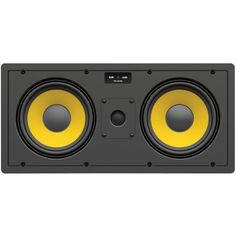 "MTX - Thunder Dual 6-1/2"" 300W 2-way Speaker (Each) - Black, T265LCR"