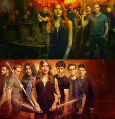Love the change with Alec and isi Clary And Jace, Clary Fray, The Shadow Queen, Shadowhunters Season 3, Cassie Clare, Isabelle Lightwood, Shadowhunters The Mortal Instruments, The Dark Artifices, City Of Bones