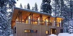 cute little cabin in the woods...