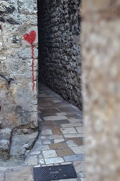 See a passage, walk down it. There's so much to discover in Split, Croatia   heneedsfood.com