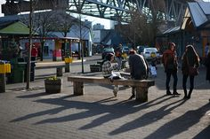 Granville Island,Vancouver by Momo_Analog, via Flickr