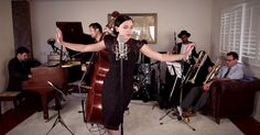 Postmodern Jukebox transform Fiona Apple's hit 'Criminal' into a powerful tune that would fit in