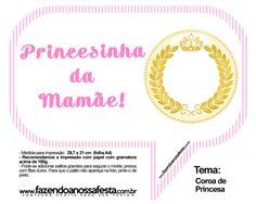 PLAQUINHAS-MOLDE-FNF-COROAMENINA 14 - Fazendo a Nossa Festa Coroa Rosa ec9ce071b40