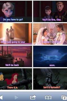 wow ouch the feels - Freaking mind-blown! This is why we see Rapunzel and Eugene at the coronation!!!!