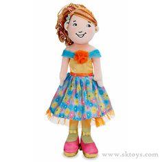 Amelia Groovy Girls Doll