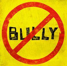 Anti bullying sign!