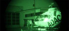 #ADAC #Luftrettung jetzt mit Nachtsichtgeräten.