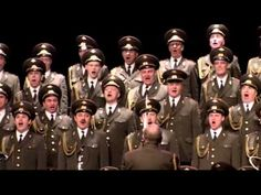Red Army Choir - A Partisan's song - YouTube