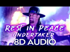 Wwe Music, Undertaker, Rest In Peace, Theme Song, Superstar, Entrance, Audio, Songs