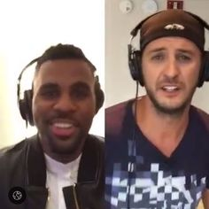 Luke Bryan and Jason Derulo Do Karaoke Together ... and Yes, It's Awesome! (WATCH) http://www.people.com/article/luke-bryan-jason-derulo-want-to-want-me-karaoke