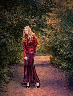 Elsa Brisinger by Carl Bengtsson for Elle Sweden, August 2012 5