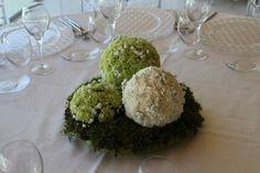 6 consigli per decorare tavoli di nozze rotondi