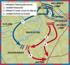 battle of the boyne maps