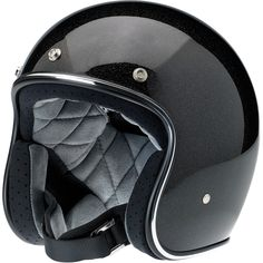 Biltwell Bonanza Mini Flake Helmet. CapacetesCapacetes Abertos ... 2033a091ff6