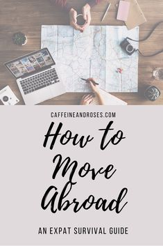 Moving abroad is an incredibly personal choice to make for yourself and there is no one-size-fits-all guide that will apply to everyone's unique situation. Trust me, I spent hours and hours pouring over every corner of the internet trying to find it to prepare for our move. But, there are many ways to help make your transition abroad easier. Let Caffeine and Roses help you focus on asking the right questions.