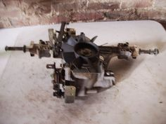 Craftsman Dlt 2000 Automatic Transaxle Rear End Transmission