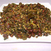 Okra Peanut Curry Recipe,Okra Peanut Curry - Givoli.com
