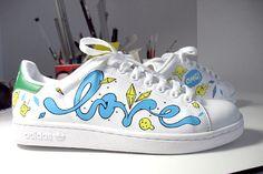 custom Adidas Stan Smith