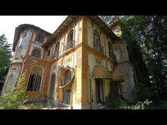 Abandoned Disney's Haunted Mansion Look-alike (Chateau Lumiere) - YouTube