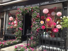 Neil Strain's London shop