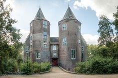voorkant van kasteel Dussen