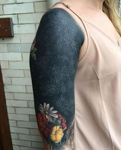 Tattoo done by Esther Garcia