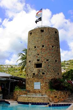 Black Beards Castle, St. Thomas, US Virgin Islands Copyright: Eric Daniels (lipscer)