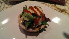 Paleo mini tacos