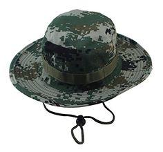 Jemis Bucket Hat Boonie Hunting Fishing Outdoor Cap - Wide Brim Military Boonie Hat (Green) Jemis http://www.amazon.com/dp/B011OO89MQ/ref=cm_sw_r_pi_dp_oPfWvb0FHXWMB