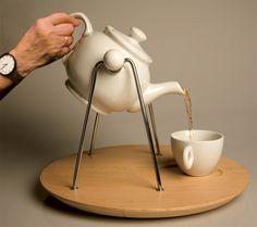 My Rocking Teapot