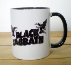 BLACK SABBATH BOXED MUG Daemon