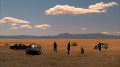 breaking bad cinematography