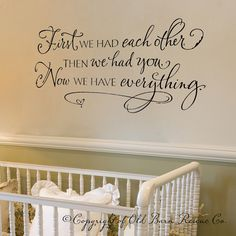 Professionally designed & hand lettered vinyl wall decals & stickers, home decor, signs & gifts for interior decorating.