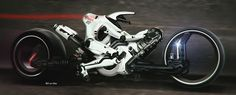 concept vehicles | Concept cars and trucks: Motorcycle concepts by Paul Denton