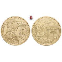 Österreich, 2. Republik, 50 Euro 2011, 10,0 g fein, PP: 2. Republik seit 1945. 50 Euro 10,0 g fein, 2011. 200 Jahre Joanneum in… #coins