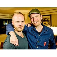 Jonny: Hi! Ready for pictures with my best friend Will! Will: Eh. Take my picture, whatever.  Jonny, get your arm off of me.