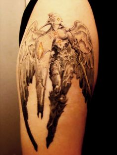 [Official] Magic the Gathering Tattoos Thread - Page 8 - MTG Salvation Forums  Platinum Angel