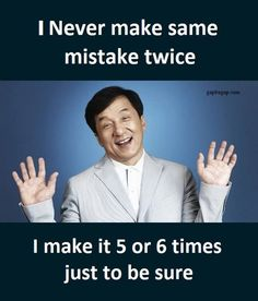 Funny Joke Of The Day ft. Jackie Chan