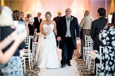 This couple finally walked down the aisle after 25 years of marriage. Photo by Robb Davidson