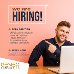 Are you looking for a job change? Apply now, we are hiring multiple positions across the globe! Hiring Employees, Jobs Hiring, Graphic Design Flyer, Flyer Design, Hiring Poster, Enterprise Content Management, Promotional Flyers, We Are Hiring, Job Ads
