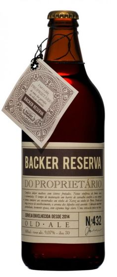 Backer Reserva do Proprietario