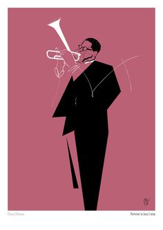 Portrait in Jazz on Behance Jazz Club, Jazz Artists, Jazz Musicians, Musik Illustration, Dizzy Gillespie, Classic Jazz, Jazz Poster, Smooth Jazz, Sketch Inspiration