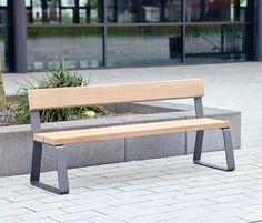 Campus levis Bench by Westeifel Werke | Exterior benches