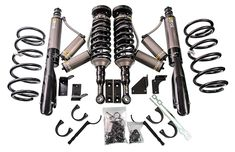 OME 2.5 inch -3 inch Lift Kit for 2010-2014 Toyota FJ Cruiser with BP-51