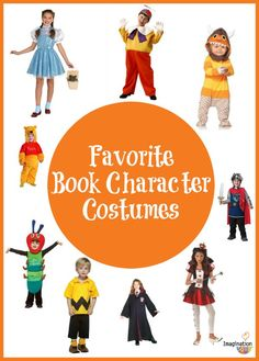80+ book character costumes ideas -- WOW!