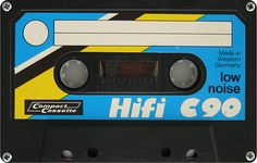 Hifi C90 cassette tape. Equipment obsolesence and the need to replace one medium with another. Did digital recording improve upon magnetic or analog recording?