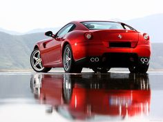 FERRARI 599 FIORANO - For rental in IBIZA - divers sport cars available! LINK: exquisite-voyage.com/exclusive-cars.html