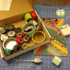 Ms. Fultzs Corner:Scotch Expressions Tape-- Love! {Giveaway}