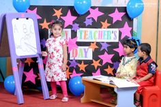 A teacher takes a hand, opens a mind & touches a heart! Therefore the Teacher's Day has always been incredibly special at Mother's Pride. This year, the humble toddlers expressed heartfelt thanks to their lovely teachers using their own language & innocent gestures. The teachers felt on top of the world on receiving high loads of admiration from their charming little students.