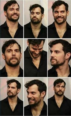 The many faces of Henry